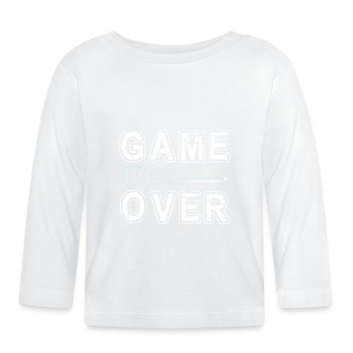 BELGIAN GAME-OVER - T-shirt manches longues Bébé