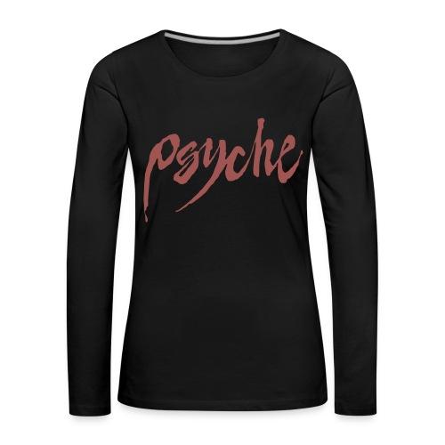 Girlie T - Women's Premium Longsleeve Shirt