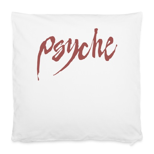 """Girlie T - Pillowcase 16"""" x 16"""" (40 x 40 cm)"""