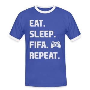Eat. Sleep. Xbox | T-Shirt - Men's Ringer Shirt