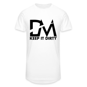 Keep It Dirty | T-Shirt - Men's Long Body Urban Tee