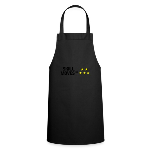 Skill Moves = 5 Stars   Winter Hat - Cooking Apron