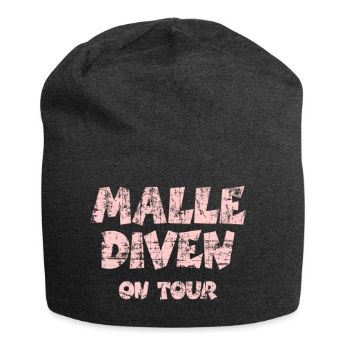 Malle Diven On Tour T-Shirt (Pink) - Jersey-Beanie