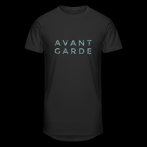 Avantgarde Tank Top (Vintage/Blau) - Männer Urban Longshirt