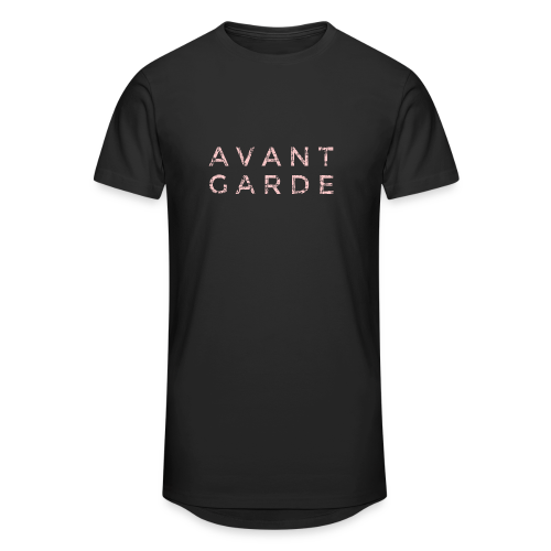 Avantgarde T-Shirt S-3XL (Vintage/Pink) - Männer Urban Longshirt