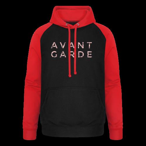 Avantgarde T-Shirt S-3XL (Vintage/Pink) - Unisex Baseball Hoodie