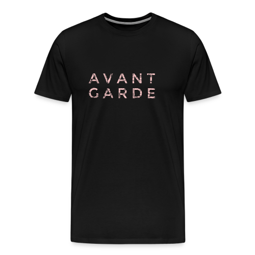 Avantgarde T-Shirt S-3XL (Vintage/Pink) - Männer Premium T-Shirt