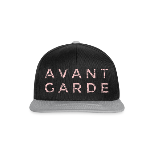 Avantgarde T-Shirt S-3XL (Vintage/Pink) - Snapback Cap