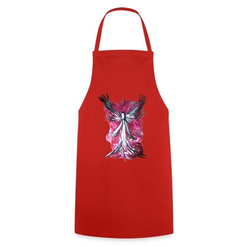 Erzengel Raphael - Kochschürze