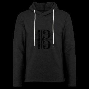 Altschlüssel (Vintage/Schwarz) S-3XL T-Shirt - Leichtes Kapuzensweatshirt Unisex
