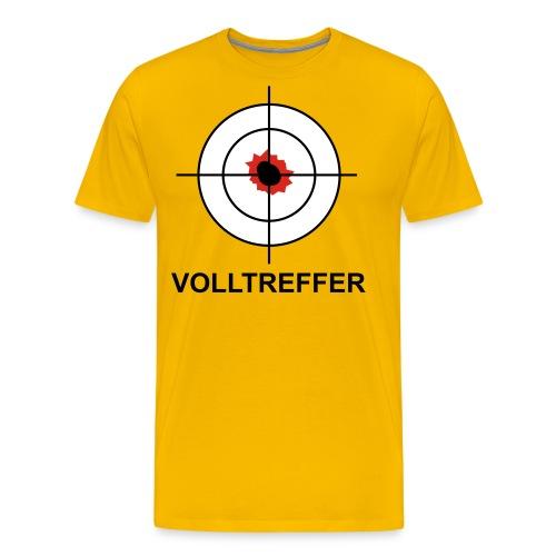Volltreffer 1 T-Shirts - Männer Premium T-Shirt