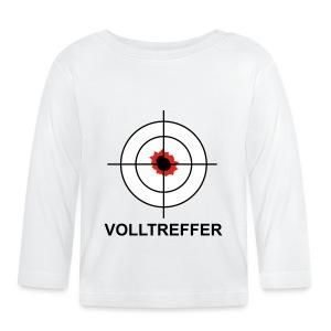 Volltreffer 1 T-Shirts - Baby Langarmshirt