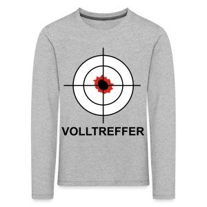 Volltreffer 1 T-Shirts - Kinder Premium Langarmshirt
