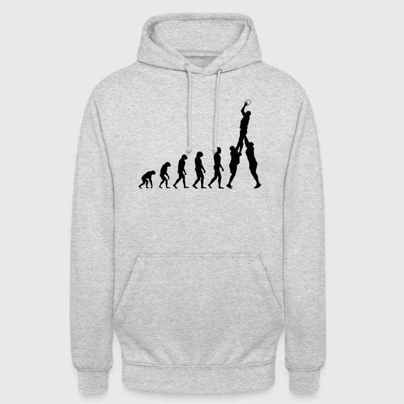 Evolution Rugby Lineout - Hoodie - Unisex Hoodie