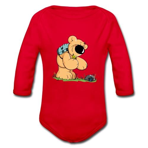 chris'bears Geocacher Bär