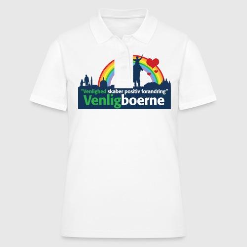 Venligbo Tshirt - Women's Polo Shirt