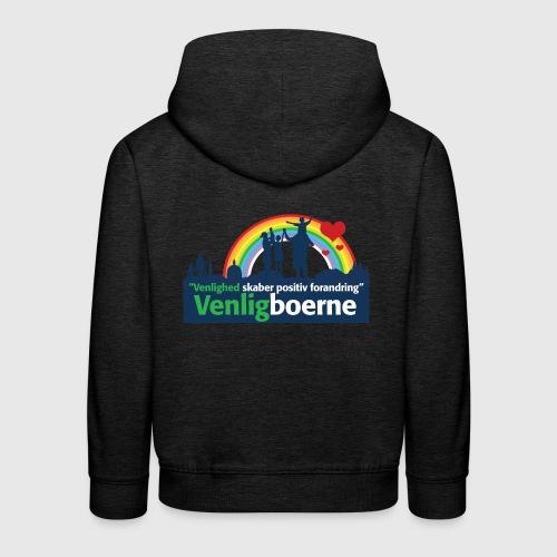 Venligbo Tshirt - Premium hættetrøje til børn