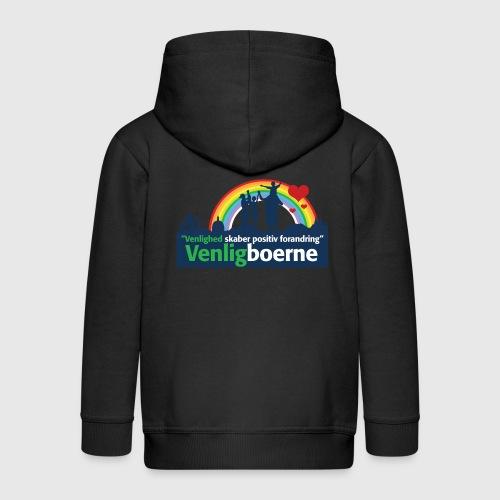 Venligbo Tshirt - Premium hættejakke til børn