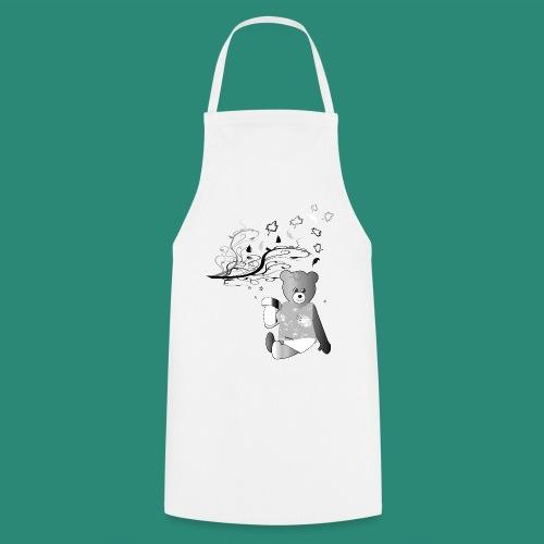 Kinder Shirt Teddybär - Kochschürze