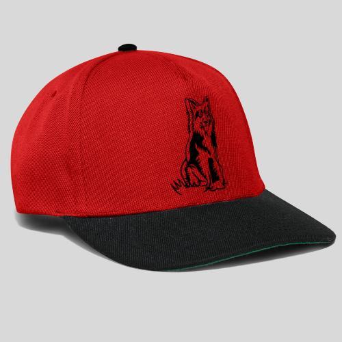 Deutscher Schäferhund - Snapback Cap