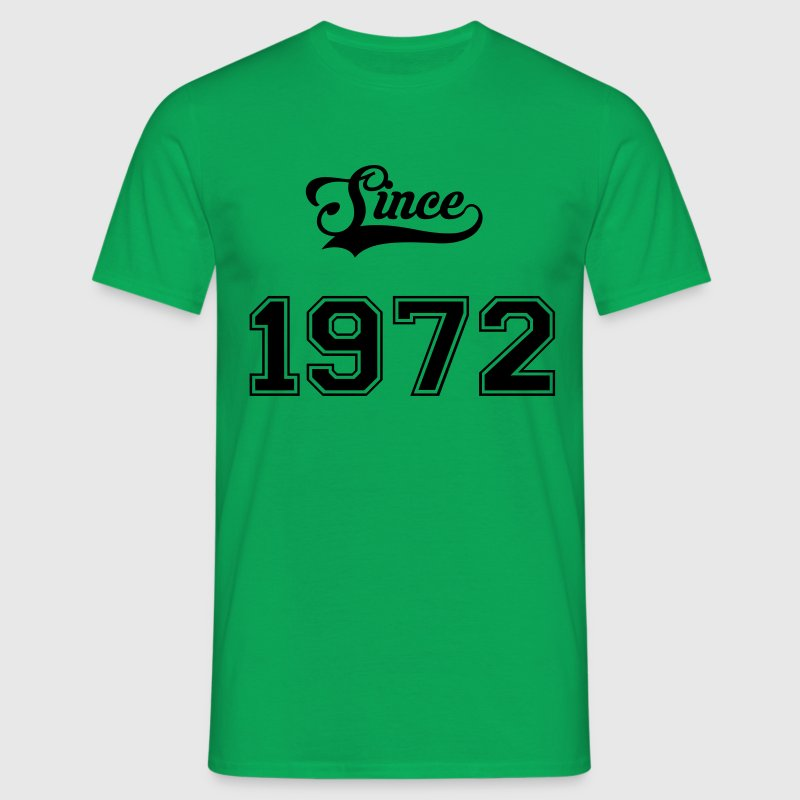 1972 Tee shirts - T-shirt Homme