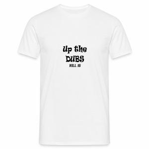 Up the Dubs - Men's T-Shirt