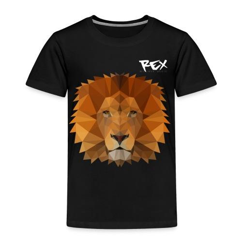 Rex Sounds Lion - Kids' Premium T-Shirt