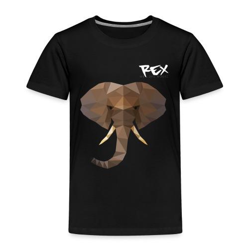 Rex Sounds Elefant - Kids' Premium T-Shirt