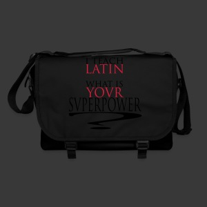 I TEACH LATIN - Shoulder Bag