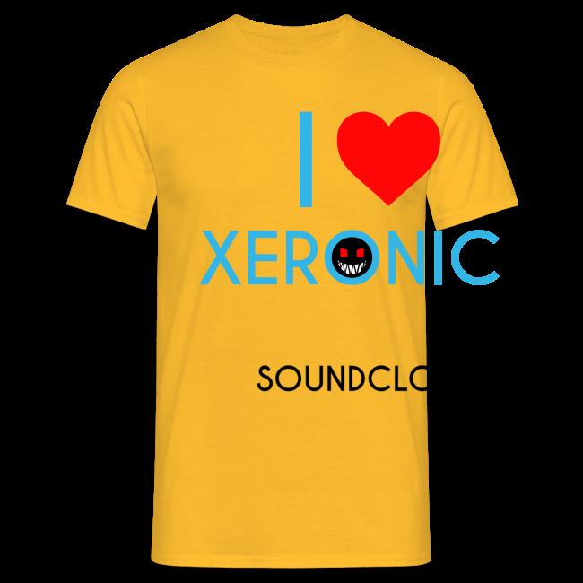 I Love Xeronic | T-Shirt