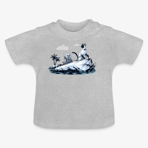 The Owl and the Pussycat - Baby T-Shirt