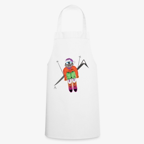 Snow board  - Tablier de cuisine