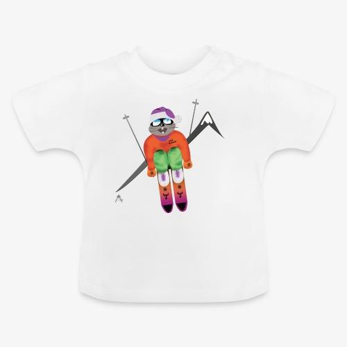Snow board  - T-shirt Bébé