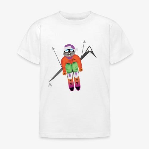 Snow board  - T-shirt Enfant