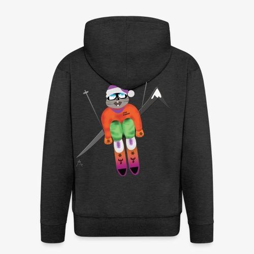 Snow board  - Veste à capuche Premium Homme