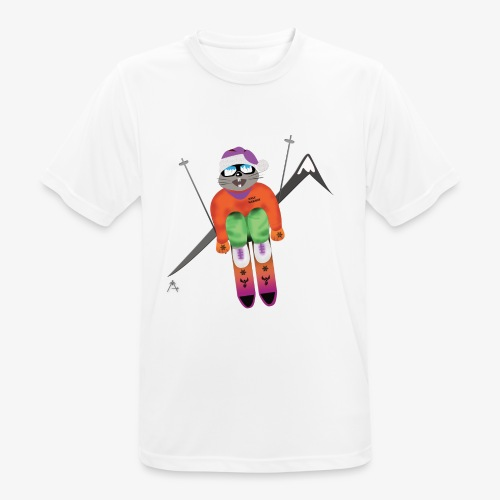 Snow board  - T-shirt respirant Homme