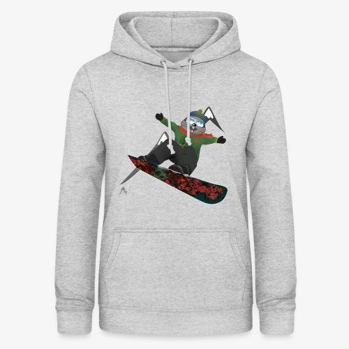 snowboard marmot - Sweat à capuche Femme