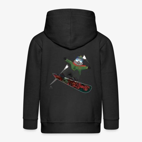 snowboard marmot - Veste à capuche Premium Enfant
