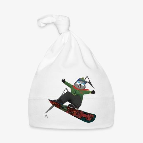 snowboard marmot - Bonnet Bébé