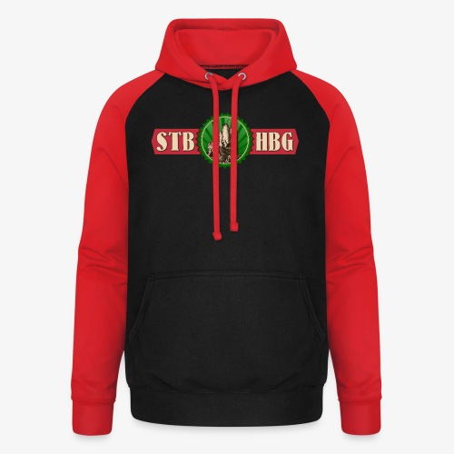 STB-HBG - Unisex Baseball Hoodie
