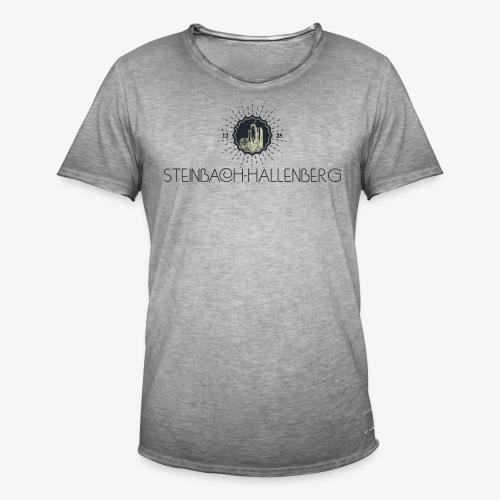 Steinbach-Hallenberg - Männer Vintage T-Shirt