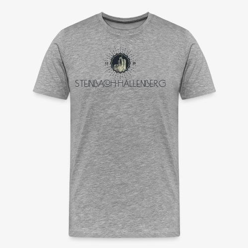 Steinbach-Hallenberg - Männer Premium T-Shirt