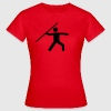 Speerwurf T-Shirts - Frauen T-Shirt