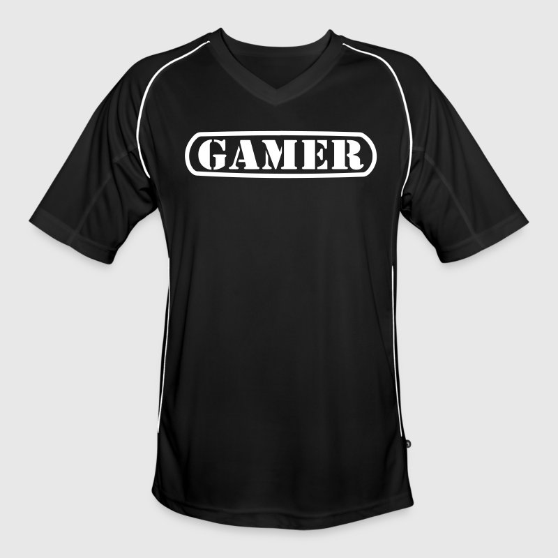 Gamer Tee shirts - Maillot de football Homme