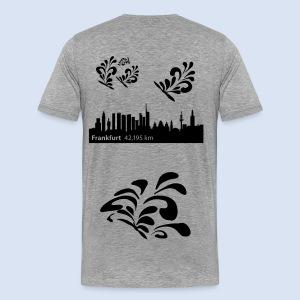 FRANKFURT MARATHON - Frankfurt Motive - Männer Premium T-Shirt