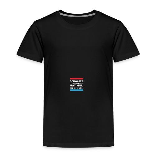 Kids' Premium T-Shirt - Hat