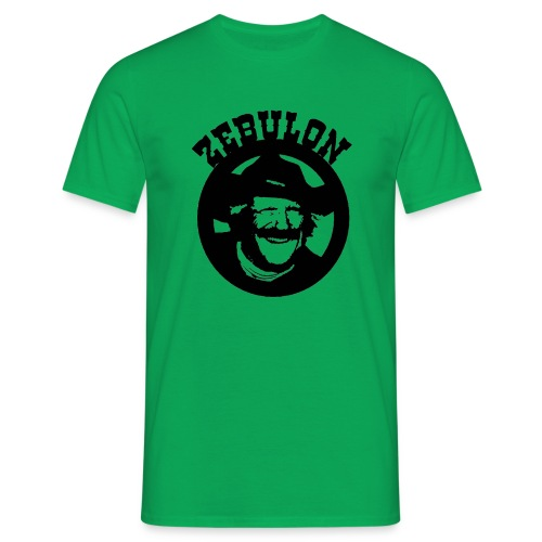ZEBULON MACAHAN - Camiseta hombre