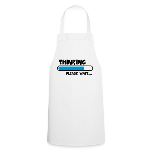 Thinking - Womens - Cooking Apron
