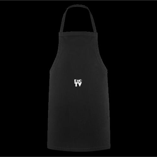 Snapback Simple (weiß-schwarz) - Kochschürze