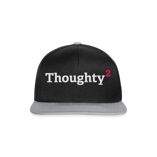 Thoughty2 - Snapback Cap
